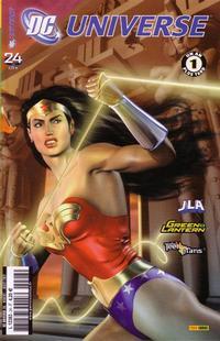 Cover Thumbnail for DC Universe (Panini France, 2005 series) #24