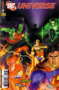 Cover Thumbnail for DC Universe (Panini France, 2005 series) #26