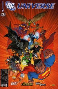 Cover Thumbnail for DC Universe (Panini France, 2005 series) #28