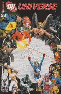 Cover Thumbnail for DC Universe (Panini France, 2005 series) #29