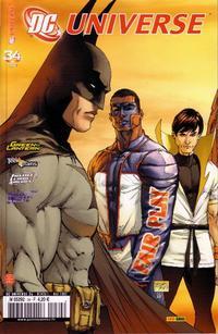 Cover Thumbnail for DC Universe (Panini France, 2005 series) #34