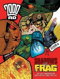 Cover Thumbnail for 2000 AD (Rebellion, 2001 series) #1476