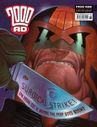 Cover Thumbnail for 2000 AD (Rebellion, 2001 series) #1488