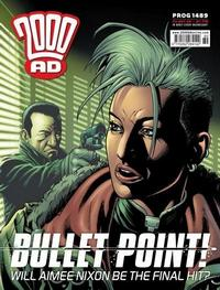 Cover Thumbnail for 2000 AD (Rebellion, 2001 series) #1489