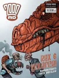 Cover Thumbnail for 2000 AD (Rebellion, 2001 series) #1490