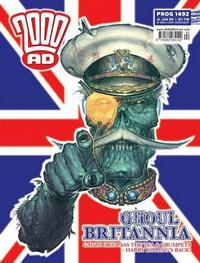 Cover Thumbnail for 2000 AD (Rebellion, 2001 series) #1492