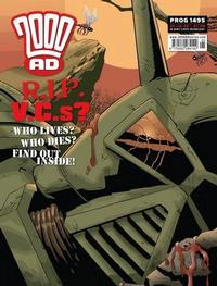 Cover Thumbnail for 2000 AD (Rebellion, 2001 series) #1495