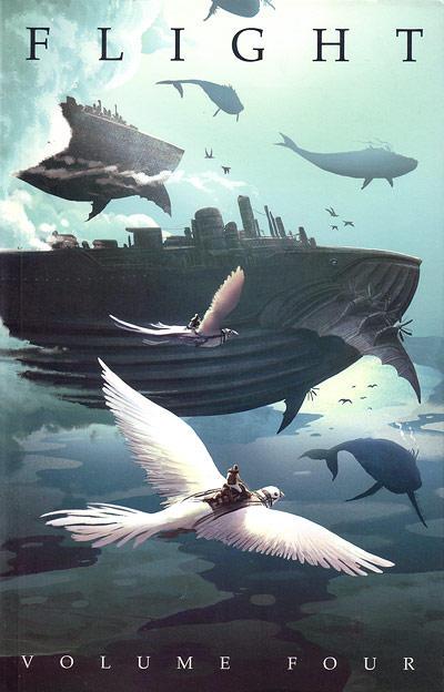 Cover for Flight (Random House, 2006 series) #4