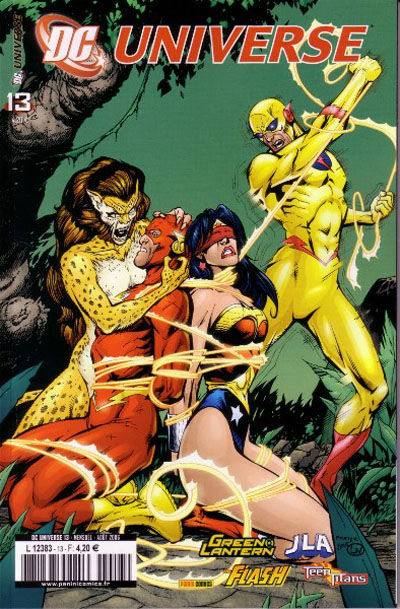 Cover for DC Universe (Panini France, 2005 series) #13