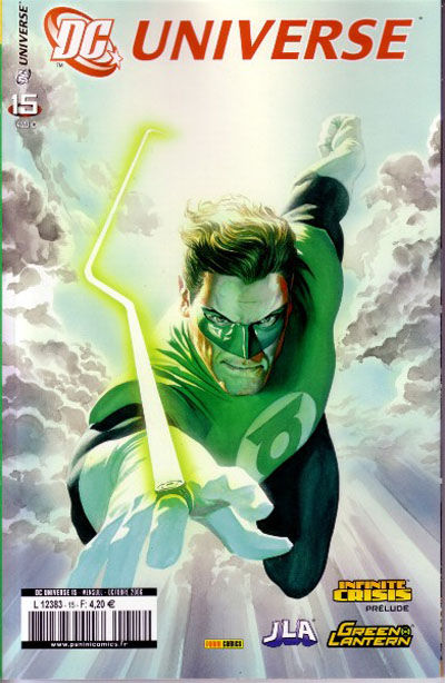 Cover for DC Universe (Panini France, 2005 series) #15