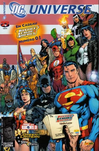 Cover for DC Universe (Panini France, 2005 series) #27