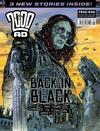 Cover for 2000 AD (Rebellion, 2001 series) #1508