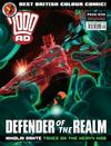 Cover for 2000 AD (Rebellion, 2001 series) #1539