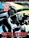 Cover for 2000 AD (Rebellion, 2001 series) #1543