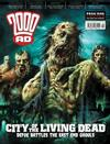Cover for 2000 AD (Rebellion, 2001 series) #1545