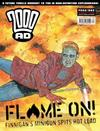 Cover for 2000 AD (Rebellion, 2001 series) #1563
