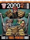 Cover for 2000 AD (Rebellion, 2001 series) #1576