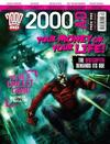 Cover for 2000 AD (Rebellion, 2001 series) #1582
