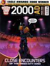 Cover for 2000 AD (Rebellion, 2001 series) #1588
