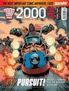 Cover for 2000 AD (Rebellion, 2001 series) #1593