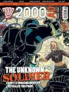 Cover for 2000 AD (Rebellion, 2001 series) #1596