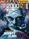 Cover for 2000 AD (Rebellion, 2001 series) #1601
