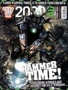 Cover for 2000 AD (Rebellion, 2001 series) #1603