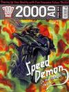 Cover for 2000 AD (Rebellion, 2001 series) #1619