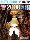 Cover for 2000 AD (Rebellion, 2001 series) #1624