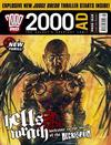 Cover for 2000 AD (Rebellion, 2001 series) #1628