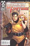 Cover for Dominic Fortune (Marvel, 2009 series) #3