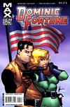 Cover for Dominic Fortune (Marvel, 2009 series) #4