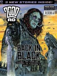 Cover Thumbnail for 2000 AD (Rebellion, 2001 series) #1508