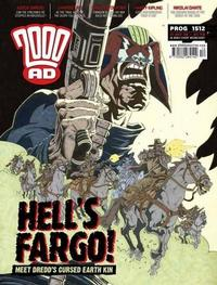 Cover Thumbnail for 2000 AD (Rebellion, 2001 series) #1512