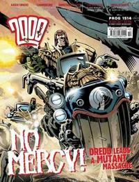 Cover Thumbnail for 2000 AD (Rebellion, 2001 series) #1514