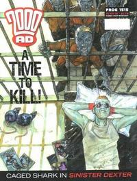 Cover Thumbnail for 2000 AD (Rebellion, 2001 series) #1515