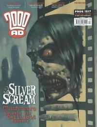 Cover Thumbnail for 2000 AD (Rebellion, 2001 series) #1517