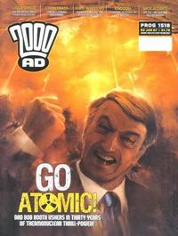 Cover Thumbnail for 2000 AD (Rebellion, 2001 series) #1518