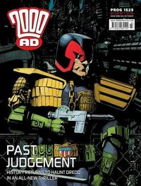 Cover Thumbnail for 2000 AD (Rebellion, 2001 series) #1523