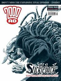 Cover Thumbnail for 2000 AD (Rebellion, 2001 series) #1525