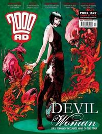 Cover Thumbnail for 2000 AD (Rebellion, 2001 series) #1527