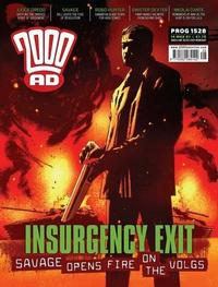 Cover Thumbnail for 2000 AD (Rebellion, 2001 series) #1528