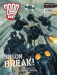 Cover Thumbnail for 2000 AD (Rebellion, 2001 series) #1531