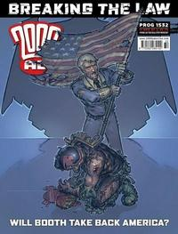 Cover Thumbnail for 2000 AD (Rebellion, 2001 series) #1532
