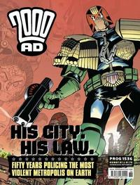 Cover Thumbnail for 2000 AD (Rebellion, 2001 series) #1536