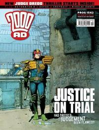 Cover Thumbnail for 2000 AD (Rebellion, 2001 series) #1542