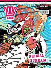 Cover Thumbnail for 2000 AD (Rebellion, 2001 series) #1544