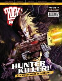 Cover Thumbnail for 2000 AD (Rebellion, 2001 series) #1547