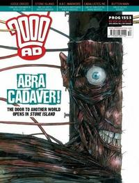 Cover Thumbnail for 2000 AD (Rebellion, 2001 series) #1553