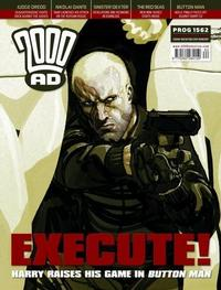 Cover Thumbnail for 2000 AD (Rebellion, 2001 series) #1562